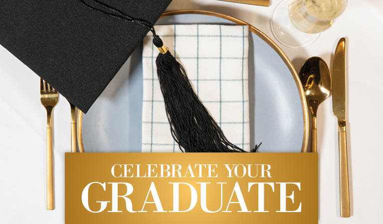 Celebrate Your Graduate | Orange County & Downtown Los Angeles Private Events