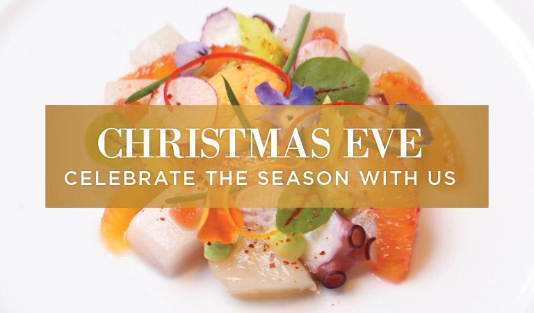 Christmas Eve | Celebrate the season with us