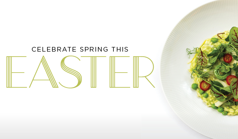Celebrate Spring This Easter | Los Angeles and Orange County Easter Restaurants