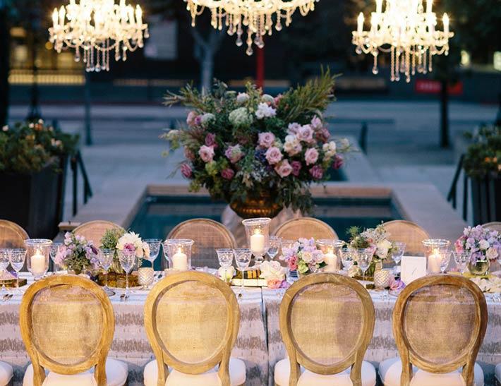 Weddings at Cafe Pinot