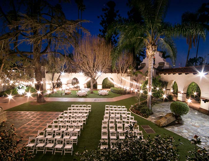 Weddings at Bower's Museum