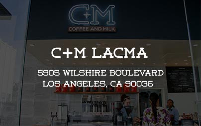 C and M LACMA