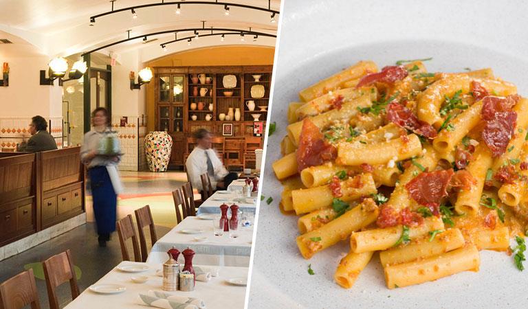 Holiday Private Events at Naples 45 Ristorante E Pizzeria