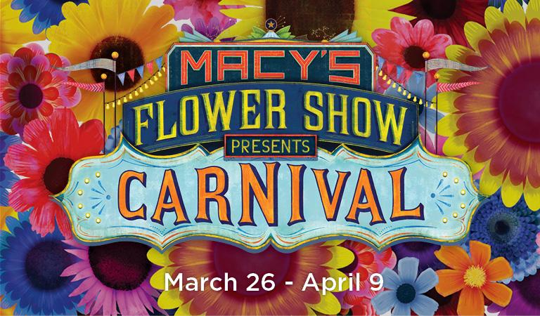 Macy's Flower Show Dining
