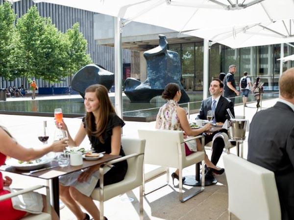 The terrazza at Lincoln Ristorante