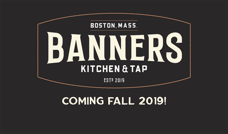 Banners Kitchen & Tap coming Fall 2019 to the newly-developed Hub on Causeway