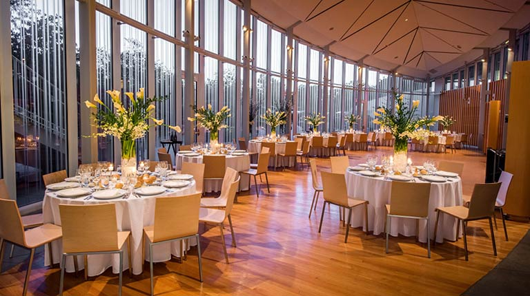 Private Events at Brooklyn Botanic Garden | The Atrium