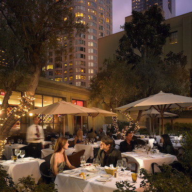Most Romantic Patio Downtown LA