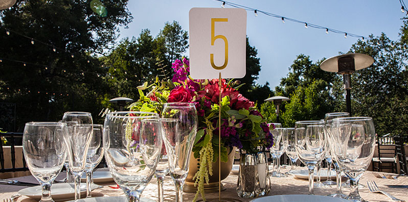 Wedding Center Piece