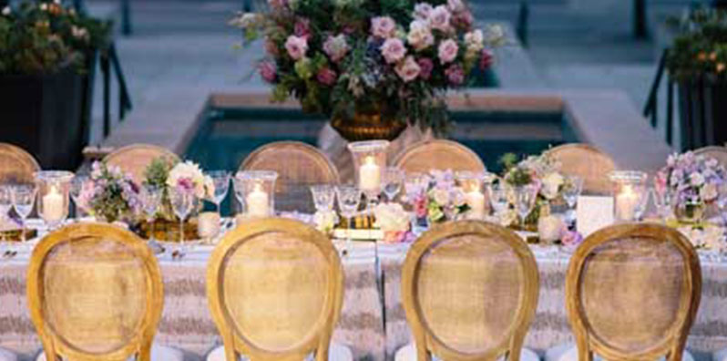 Downtown Los Angeles Wedding Catering