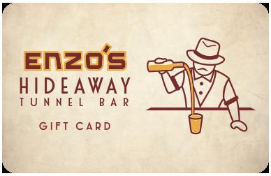 Enzo's Hideaway Gift Cards