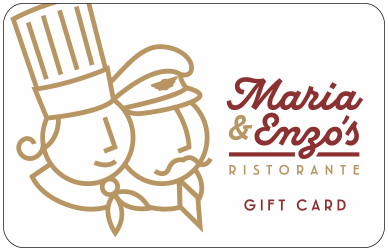 Maria and Enzo's Gift Card