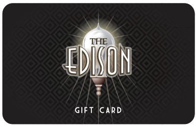 The Edison Gift Card