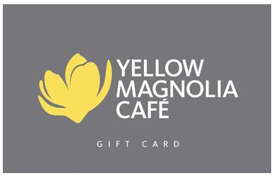 Yellow Magnolia Gift Card