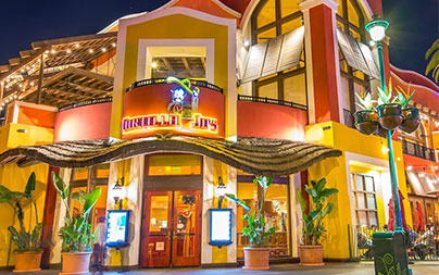 Mexican Restaurant in Downtown Disney